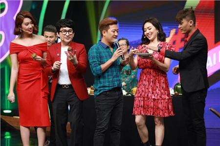 Nữ hoàng gameshow của Vbiz: Ninh Dương Lan Ngọc phủ sóng áp đảo, Lâm Vỹ Dạ không kém cạnh với tần suất xuất hiện dày đặc 5