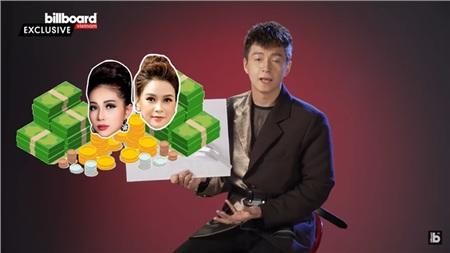 Ngô Kiến Huy: Trong giới showbiz mà tôi biết mức cát xê, Khả Như và Sam là hai nghệ sĩ giàu nhất! 4