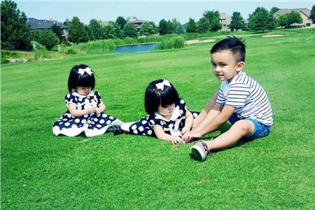 Trước khi có Hạ Mây và Hải Cát, Huyền Ny đã là mẹ của một cậu con trai tên Kelvin năm nay 9tuổi.