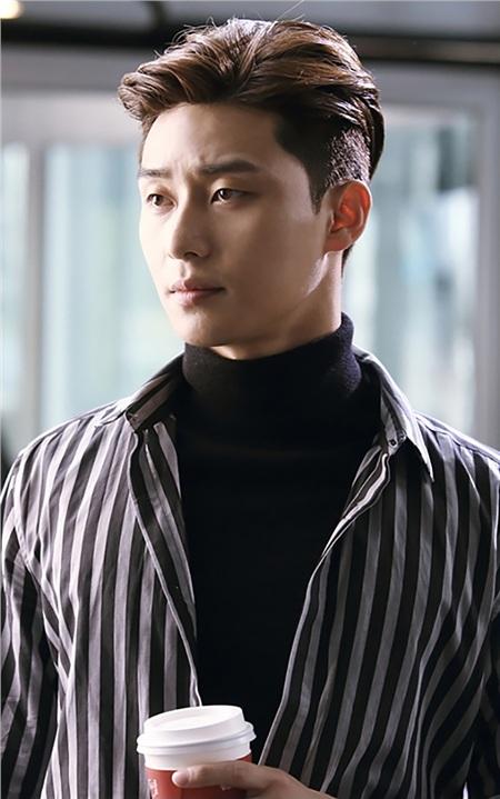 Park Seo Joon trong vai Phó tổng biên tập Ji Sung Joon cầu toàn, khó tính