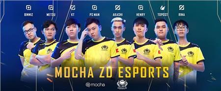 Đội hình mới của Mocha ZD tham dự Đấu Trường Danh Vọng Mùa Xuân 2020, hứa hẹn nhiều trận so tài đỉnh cao 0