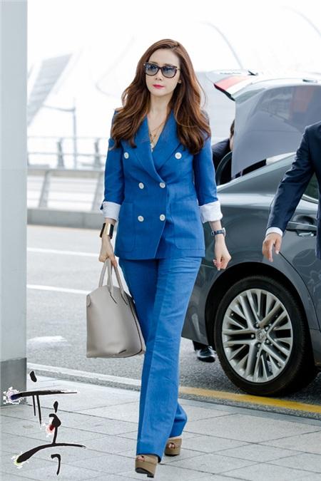Những nữ tổng tài vạn người mê trên màn ảnh Hoa - Hàn: Tống Thiến 'cặp kè' trai trẻ, Son Ye Jin trăn trở vì quá nhiều tiền 3
