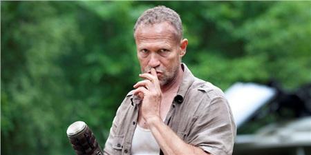 Nhân vật Morgan do Michael Rooker hóa thân được hãng Blumhouse giữ bí mật tới tận phút chót.
