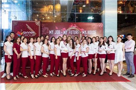 Nhân Viên tại Shynh Group ngày một phát triển và được đào tạo chuyên nghiệp