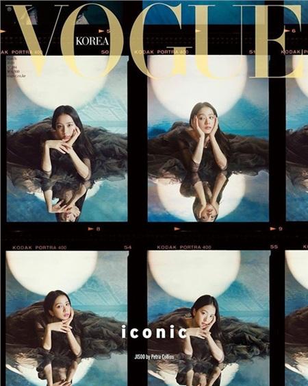 Jisoo - Đại sứ Dior Hàn Quốc khoe nhan sắc long lanh ở tuổi 24, nữ Idol không ít lần được netizen 'ca tận mây xanh' với vẻ ngoài rực rỡ.