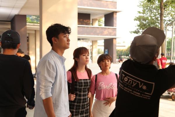 Victoria Nguyễn lấn sân làm web drama học đường với thông điệp tích cực 3