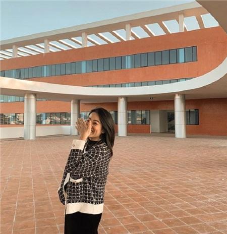 Trường đại học đẹp như phim Hàn đóng cửa nhằm hạn chế dịch Covid-19 4