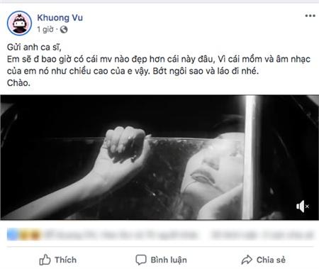 Đạo diễn Khương Vũ 'bóc phốt'Nguyễn Trọng Tàimắc 'bệnh ngôi sao'.