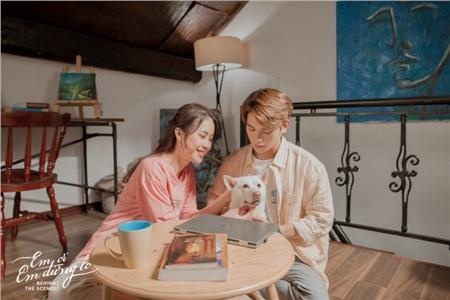 Tái xuất âm nhạc đầu năm 2020, Yong Anh dạy fan 'bí kíp' yêu xa mùa Covid-19 qua 'Em ơi em đừng lo' 3