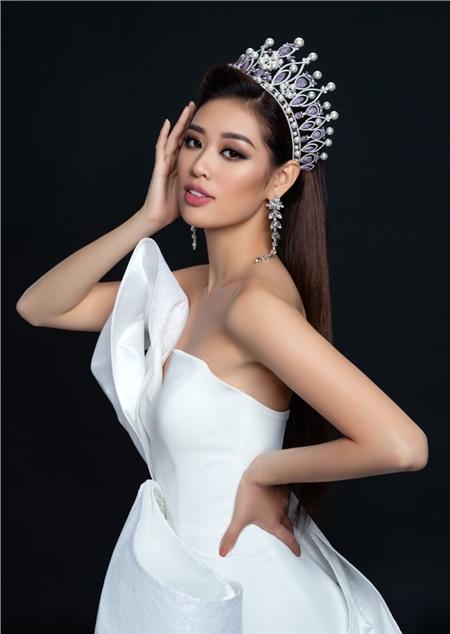 Hoa hậu Khánh Vân thực hiện bộ ảnh beauty đầu tiên, gửi lời tri ân đặc biệt sau hơn hai tháng đăng quang 1