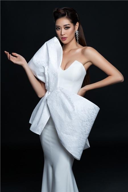Hoa hậu Khánh Vân thực hiện bộ ảnh beauty đầu tiên, gửi lời tri ân đặc biệt sau hơn hai tháng đăng quang 2
