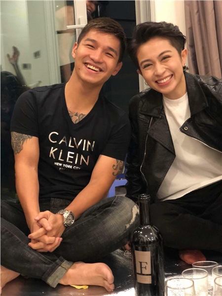 Cường Seven (bạn trai cũ Chi Pu) và Gil Lê vốn là bạn bè rất thân của nhau
