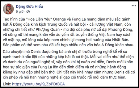 Bài đăng của Denis Đặng
