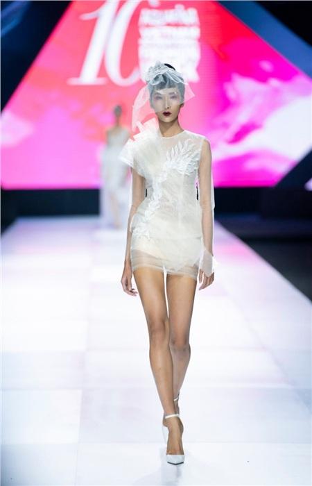 Liệu cô gái này có 'làm nên chuyện'như đàn chị Quán quân Vietnam's Next Top Model 2011?