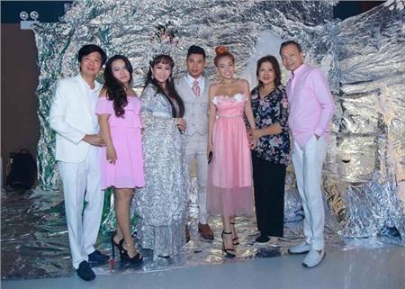 Hình ảnh được cho là trong đám cưới của Ngân 98 - Lương Bằng Quang