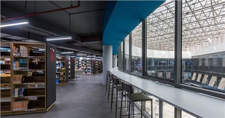 Cận cảnh kiến trúc hoành tráng, sang chảnh của ĐH Văn Lang cơ sở 3 khiến giới trẻ trầm trồ xin được đi học 16