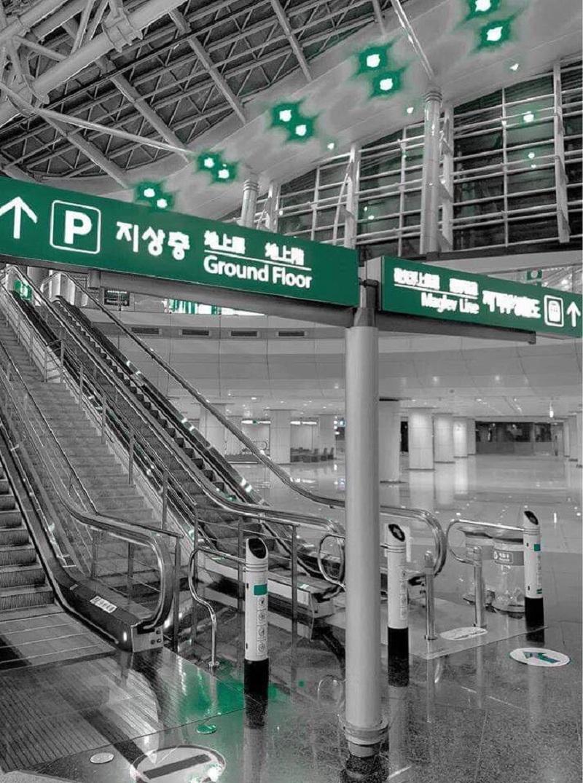 Sân bay Hàn Quốc vắng tanh sau thông tin số ca nhiễm Covid-19 tăng nhanh, khách du lịch bỗng 'hoang mang nhẹ' 1