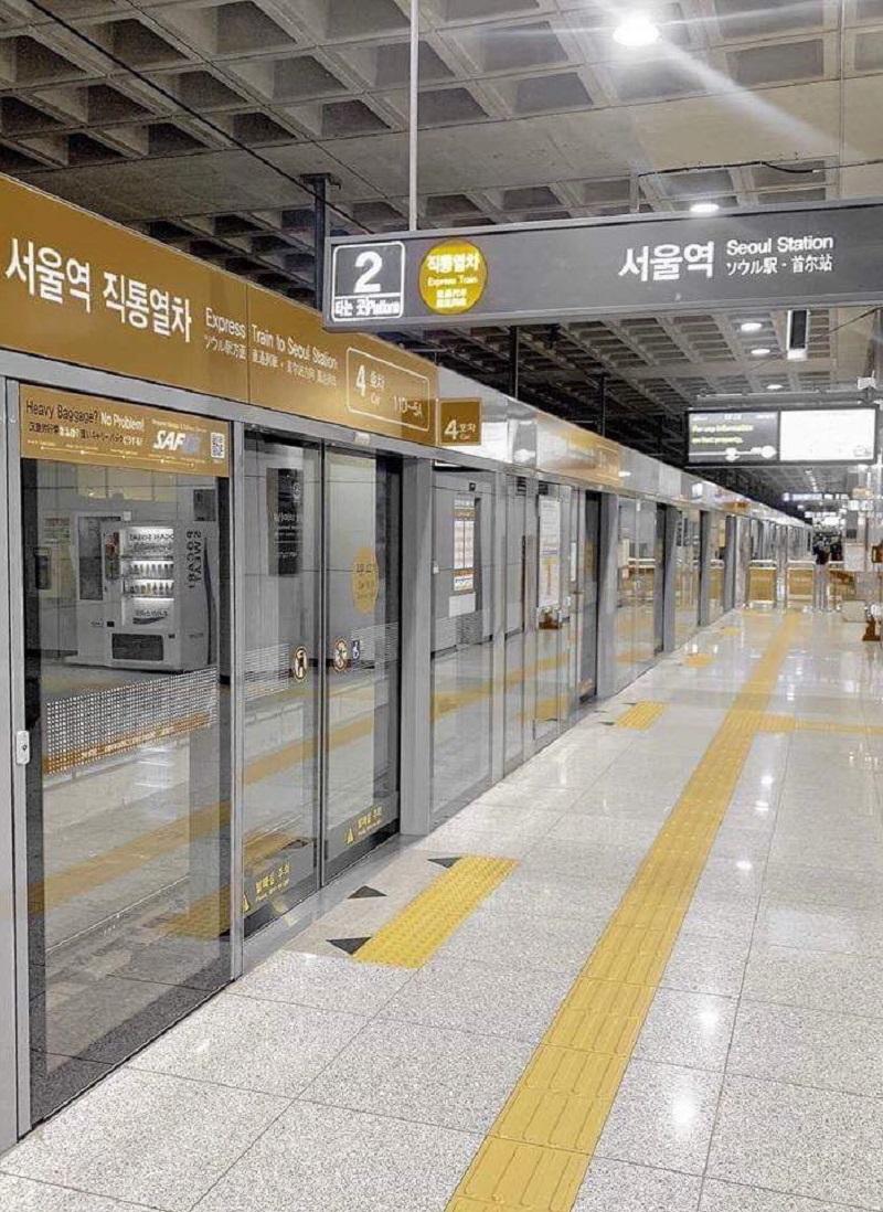 Sân bay Hàn Quốc vắng tanh sau thông tin số ca nhiễm Covid-19 tăng nhanh, khách du lịch bỗng 'hoang mang nhẹ' 4