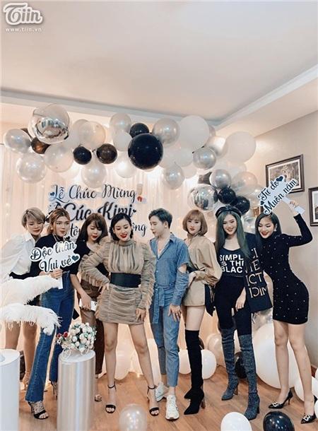 Cô gái mở tiệc ăn mừng ly hôn thành công: '2020 rồi, bỏ được người đàn ông không tốt thì nên vui' 1