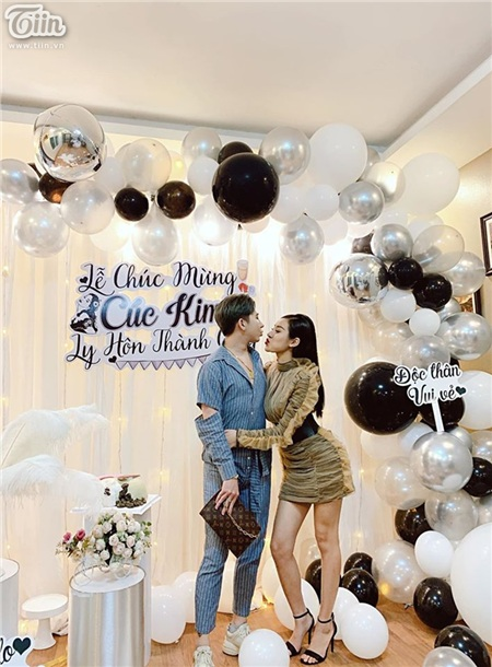 Cô gái mở tiệc ăn mừng ly hôn thành công: '2020 rồi, bỏ được người đàn ông không tốt thì nên vui' 5