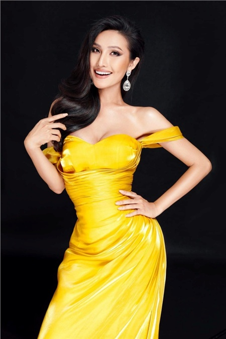 Hoài Sa chính thức lên đường sang Thái Lan thi Hoa hậu Chuyển giới Quốc tế 2020 5