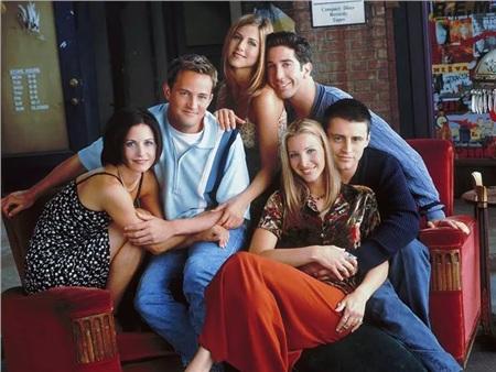 Tin vui: Phim truyền hình 'Friends' chuẩn bị quay lại 2