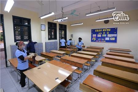 Đề xuất học sinh đi học trở lại từ tháng 3, không đeo khẩu trang trong lớp 0