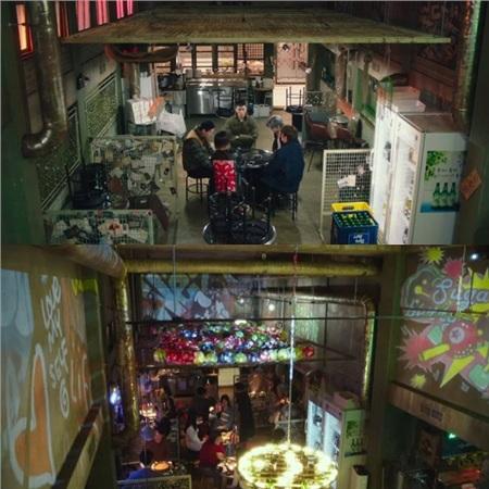 Danbam trước và sau khi Jo Yi Seo 'ra tay', rõ ràng là ấn tượng hơn hẳn.