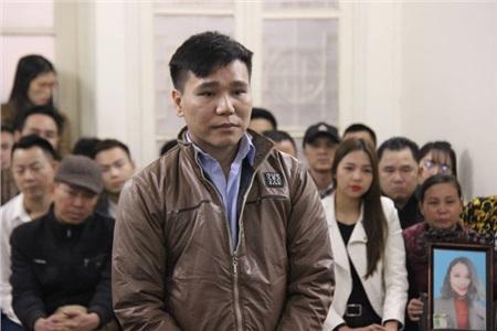 Châu Việt Cường tại phiên tòa xét xử.