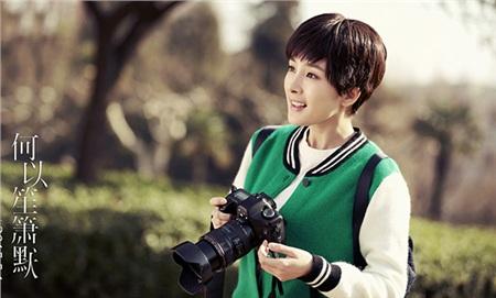 4 nữ diễn viên Hoa Ngữ cực ngầu với mái tóc tém cá tính: Triệu Lệ Dĩnh hóa tomboy cute, Tôn Lệ đúng chất 'chị đại' đi môi giới bất động sản 2