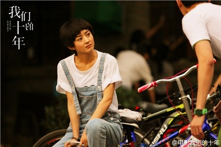 4 nữ diễn viên Hoa Ngữ cực ngầu với mái tóc tém cá tính: Triệu Lệ Dĩnh hóa tomboy cute, Tôn Lệ đúng chất 'chị đại' đi môi giới bất động sản 5