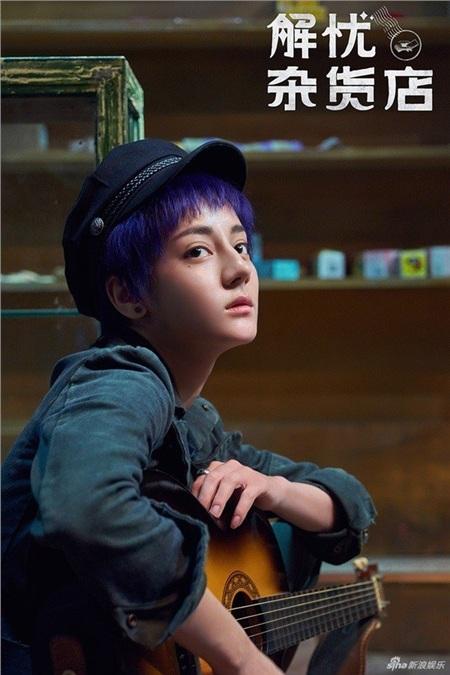 4 nữ diễn viên Hoa Ngữ cực ngầu với mái tóc tém cá tính: Triệu Lệ Dĩnh hóa tomboy cute, Tôn Lệ đúng chất 'chị đại' đi môi giới bất động sản 6