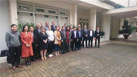 Ngày 11-2-2020, Đoàn cảnh sát Essex cùng đại diện Cơ quan Phòng chống Tội phạm quốc gia Anh (NCA) và Đại sứ quán Anh tại Việt Nam gặp mặt với đại diện của Bộ Công an Việt Nam