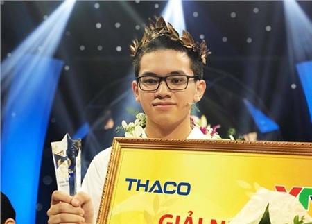 Hoàng Cường xuất sắc trở thành nhà vô địch Olympia năm thứ 18.