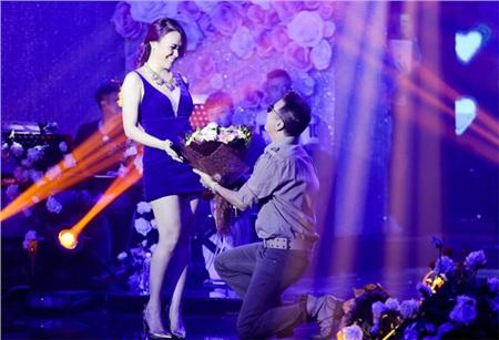 Mr Đàmtừng tuyên bố: 'Tôi sẽ không cưới ai ngoài Mỹ Tâm'.