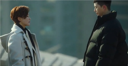Rapper nhóm Da Lab cũng 'mê mẩn' phim 'Itaewon Class', lại còn 'đẩy thuyền' couple siêu độc! 5