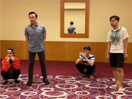 Lần đầu diễn chung với Hoài Linh và Chí Tài, Minh Dự khiến khán giả cười nghiêng ngả với 'nét chửi' đầy duyên dáng 2