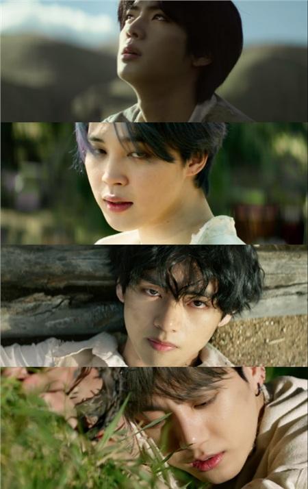 BTS tung phiên bản chính thức của MV 'ON', Jungkook chiếm spotlight khi 'khoe' cánh tay kín hình xăm 1