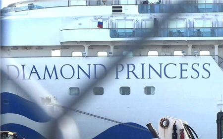 CNN: Cố vấn cấp cao Nhật Bản thừa nhận biện pháp cách ly tàu Diamond Princess có thiếu sót 0