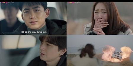 Kim Tae Pyung tự sát ngay trước mặt cảnh sát Seo Jung Yeong.