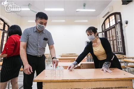 Ai cũng muốn một môi trường, sạch sẽ, an toàn nhất để đón học sinh đi học trở lại.