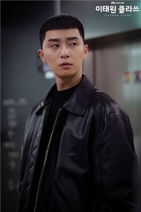 Ông chủ quán nhậu Danbam với kiểu tóc hot trend.
