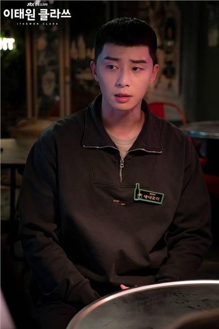 Có kiểu tóc hot nhất mùaxuân 2020 nhưng Park Seo Joon lại khuyên khán giả không nên học theo 1