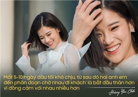 Quách Ngọc Tuyên - Hoàng Yến Chibi: 'Gã trai bao' bị 'nữ xe ôm bụi bặm' ghét ngay từ đầu và gây khó dễ khi đóng 'Cuốc xe nửa đêm' 6