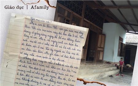 Sự thật về lá thư của học sinh lớp 5 đang gây bão mạng: 'Con mong mẹ hiểu, mẹ còn đứa con gái đang sống cùng bà nội' 0