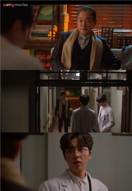 Bố của bác sĩ Bae Moon Jung là chủ tịch công ty nơi bố Seo Woo Jin vay nợ, nói cách khác ông chính là chủ nợ của Seo Woo Jin.