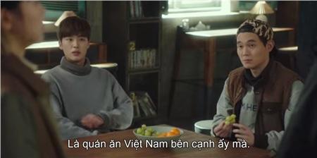 Một quán ăn Việt Nam lại xuất hiện trên 'Itaewon Class', được ngay anh chủ Park Seo Joon ra tay cứu trợ 0