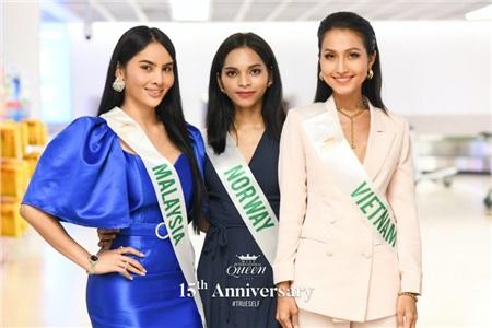 Việt Nam xuất sắc đứng thứ 2 phần thi Talent tại 'Miss International Queen' 3