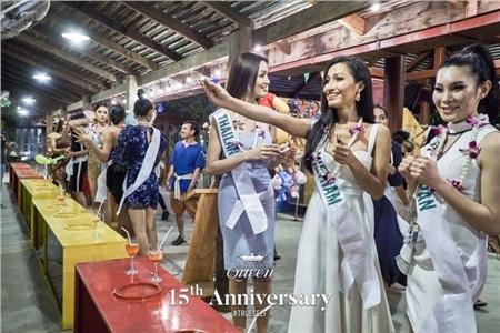 Việt Nam xuất sắc đứng thứ 2 phần thi Talent tại 'Miss International Queen' 4