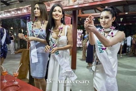 Việt Nam xuất sắc đứng thứ 2 phần thi Talent tại 'Miss International Queen' 5